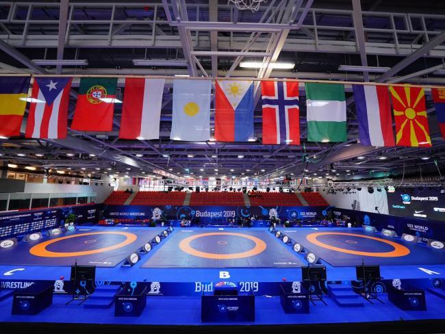 Bayramov reaches 65kg final at UWW Under-23 World Championships