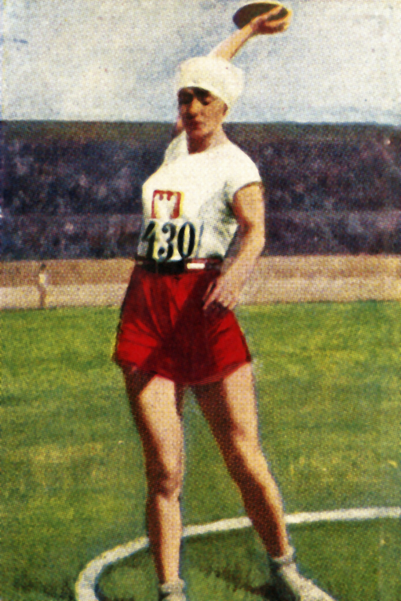 Poland's first Olympic gold medallist, Halina Konopacka, winner of the discus at Amsterdam 1928, was among the top athletes who started their careers in the country's university sports system ©Getty Images