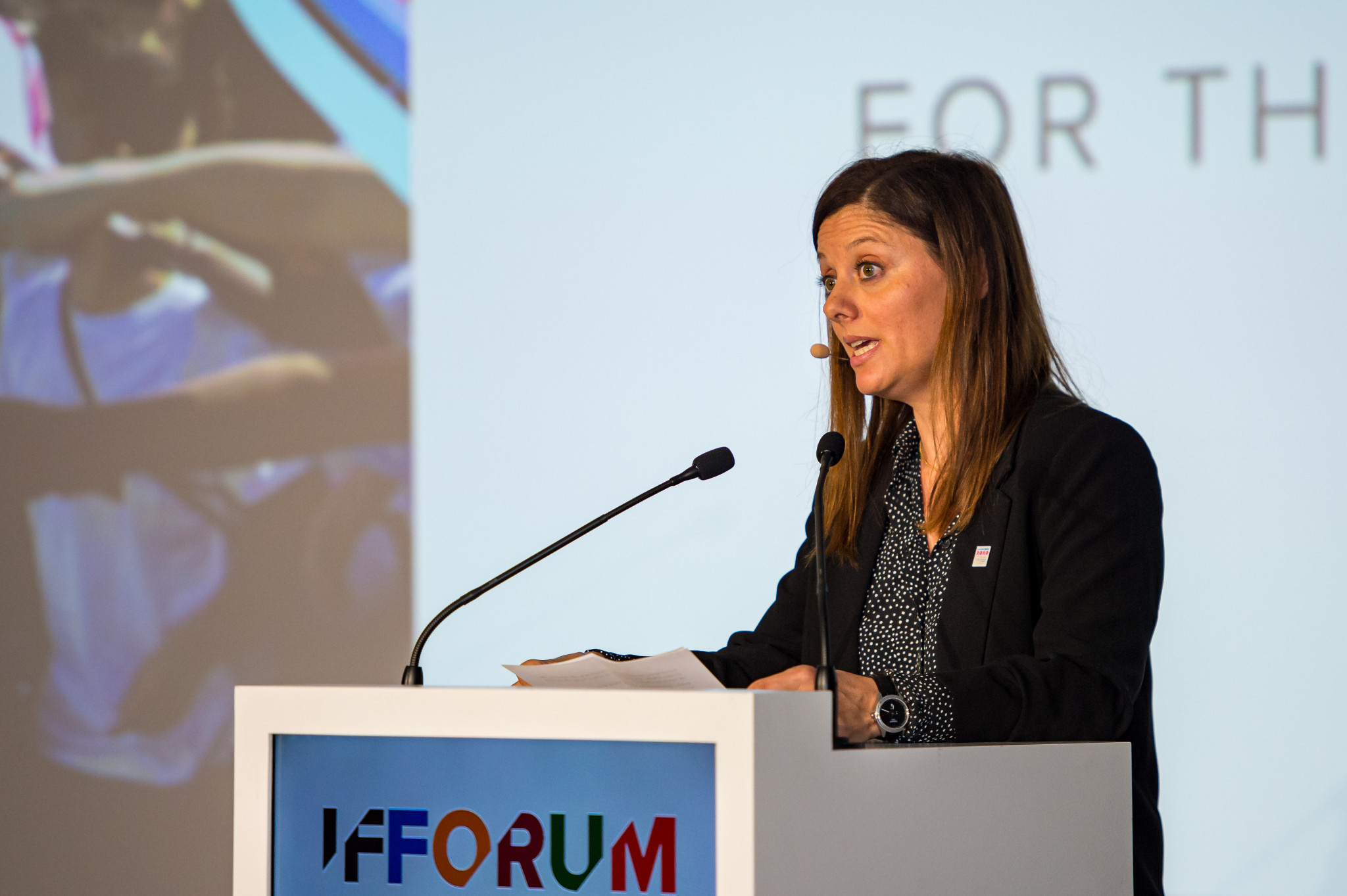 Lausanne 2020 can play role in empowering young athletes, claims Faivre