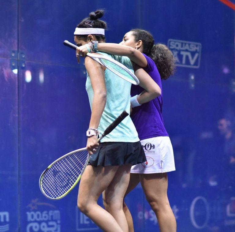 El Welily has easy passage to PSA Women's World Championship semi after injury to rival