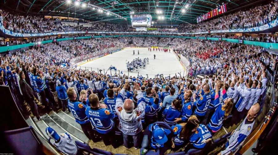 Hartwall Arena gets green light for 2022 IIHF World Championship