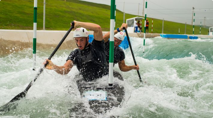 Triple Olympic champion leads praise for Rio 2016 canoe slalom course following official opening