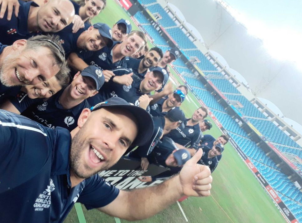 Scotland qualify for next year's T20 World Cup