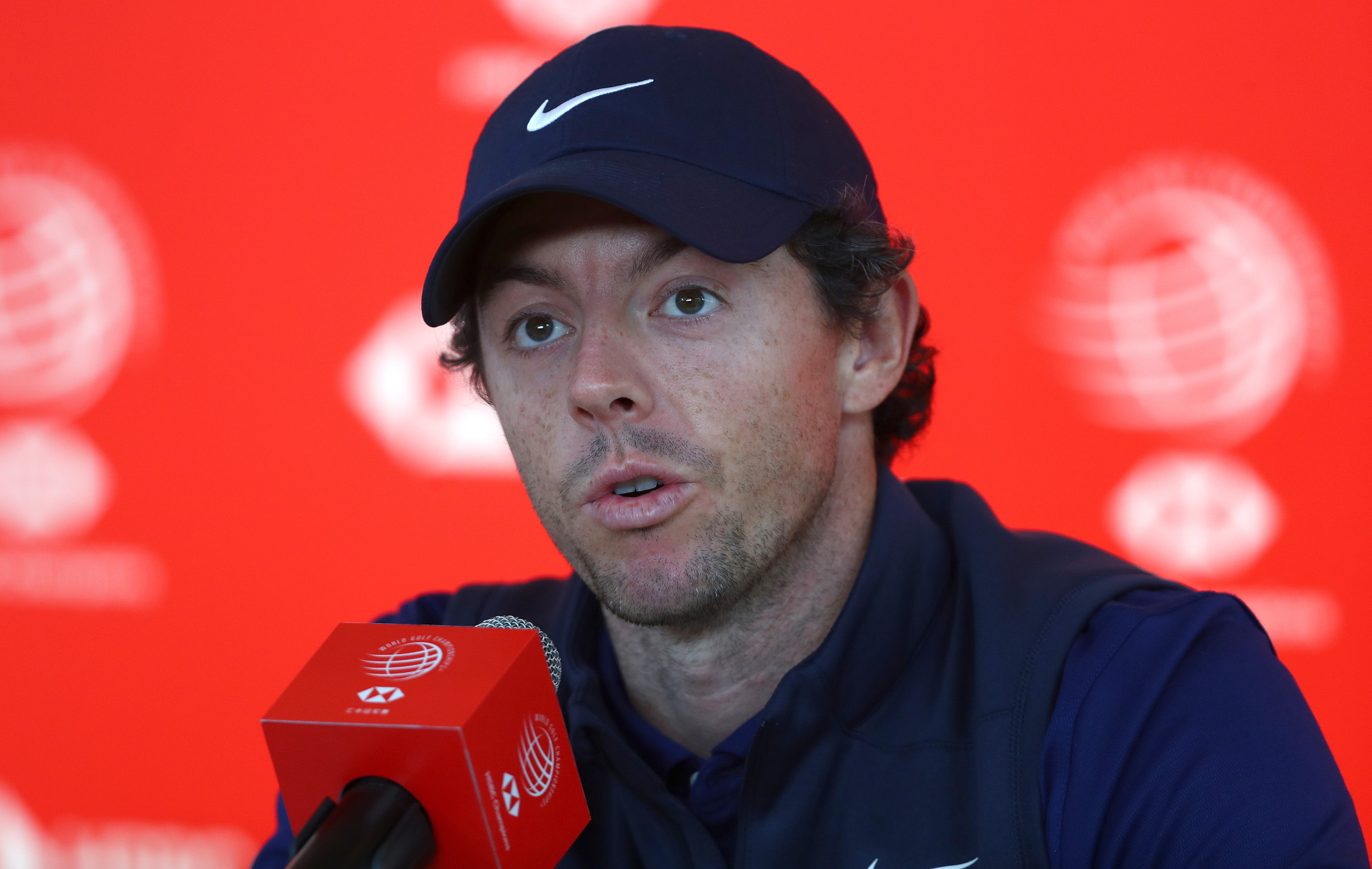 McIlroy strong favourite at WGC-HSBC Champions event