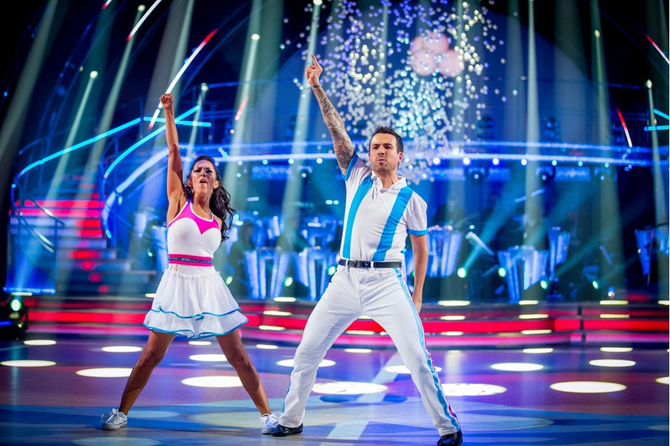 British Paralympic gold medallist forced to pull out of Strictly Come Dancing with injury