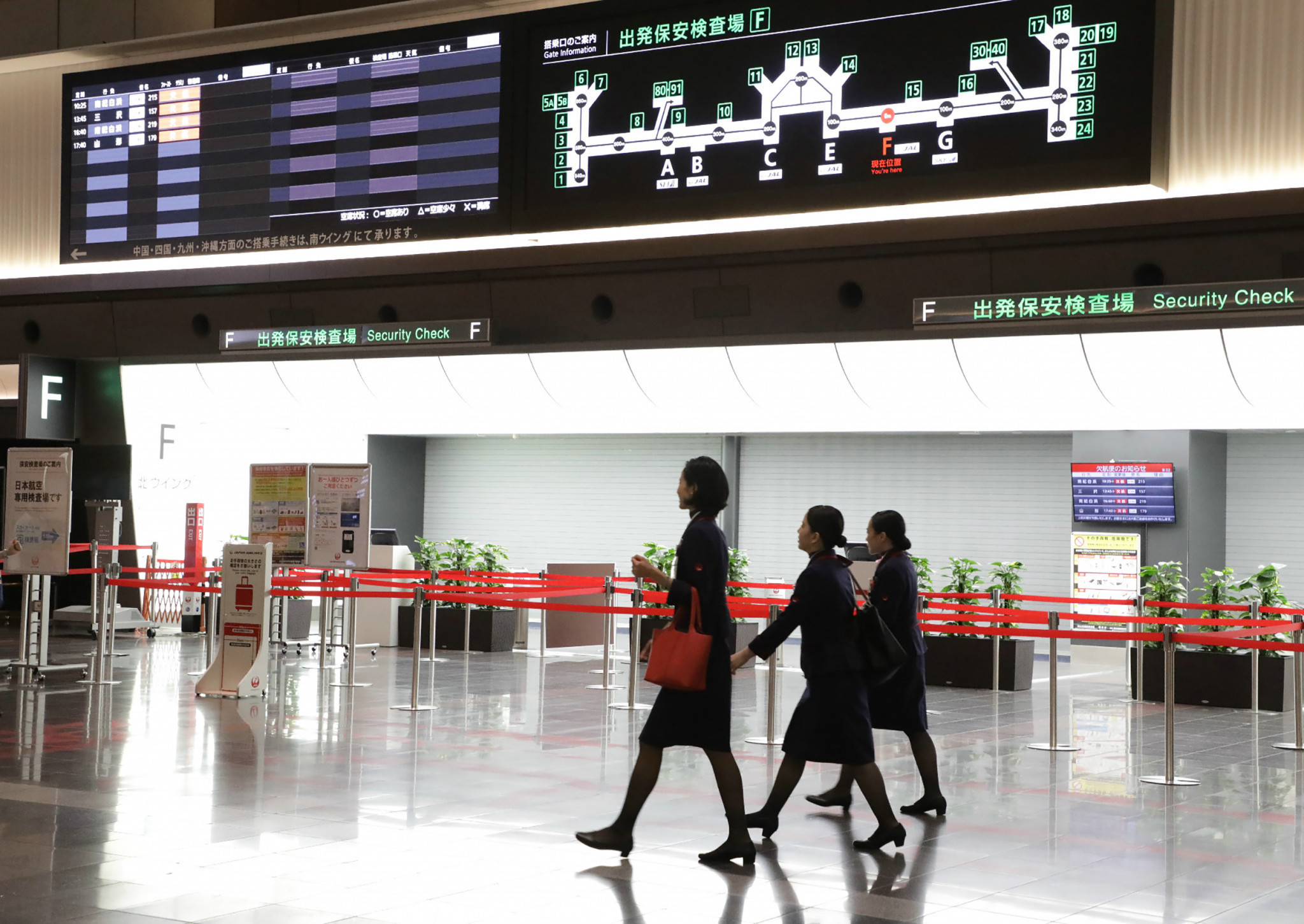 Tokyo airports adding more international flights ahead of Olympic Games