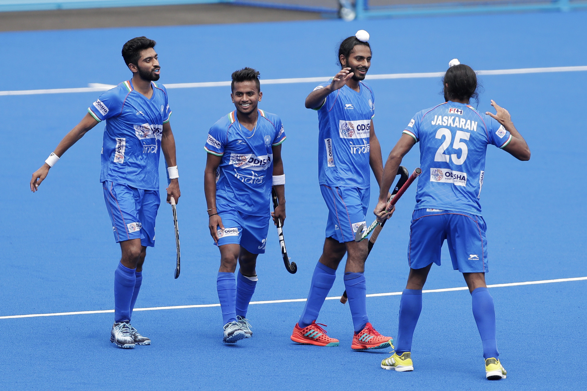 Indian hockey teams poised for final Tokyo 2020 bid