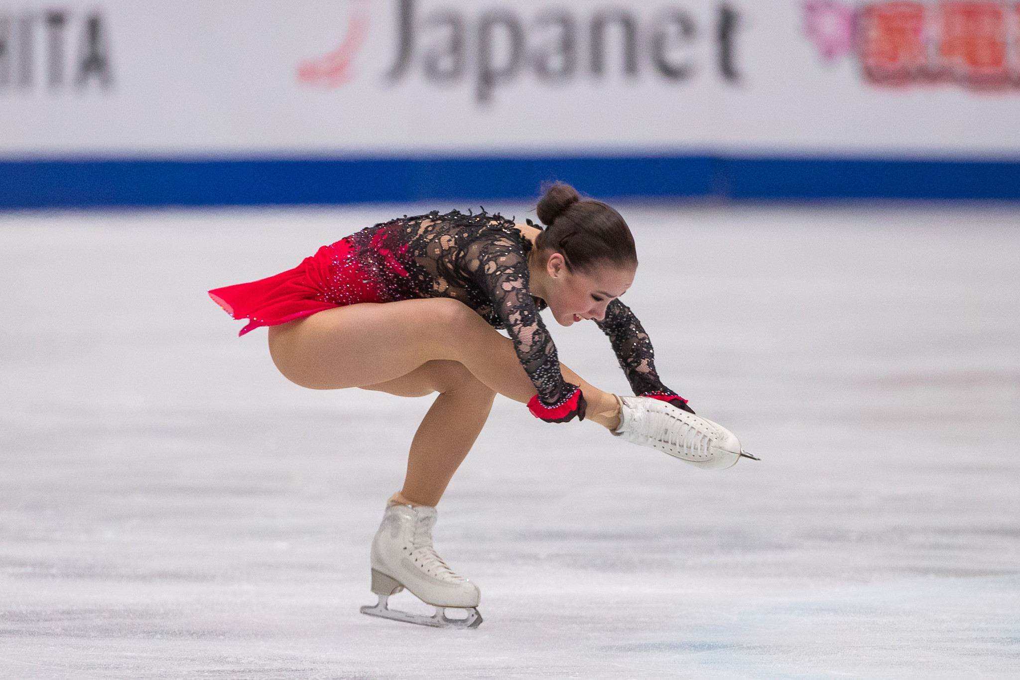 Olympic champion Zagitova to begin Grand Prix of Figure Skating season