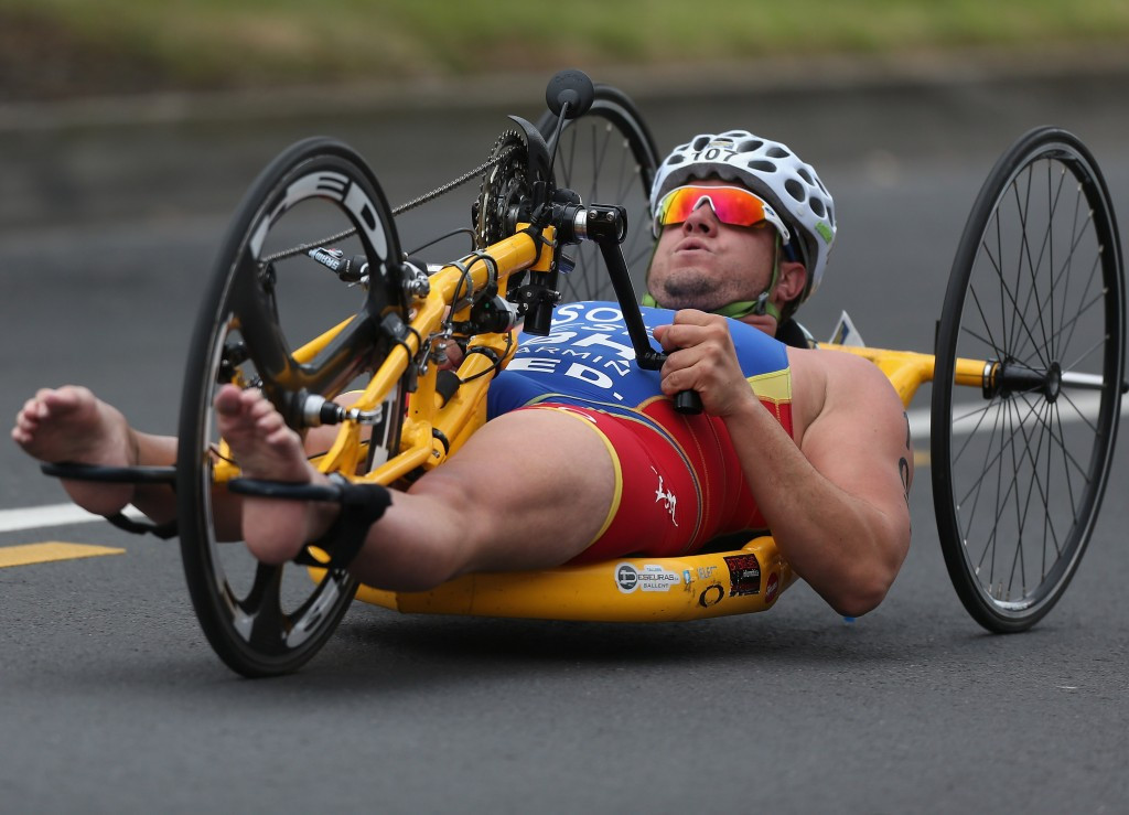 Triathlon was added to the Paralympic programme at an IPC Governing Board meeting in 2010 and will make its debut at Rio 2016