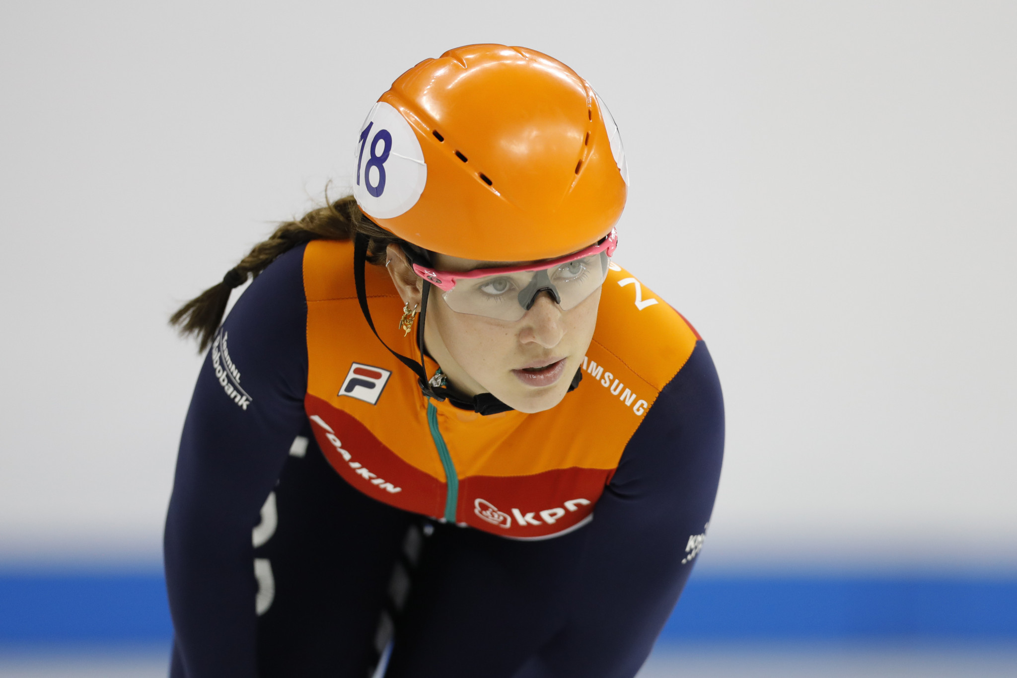 Schulting eyes ISU World Cup Short Track Speed Skating glory in Salt Lake City