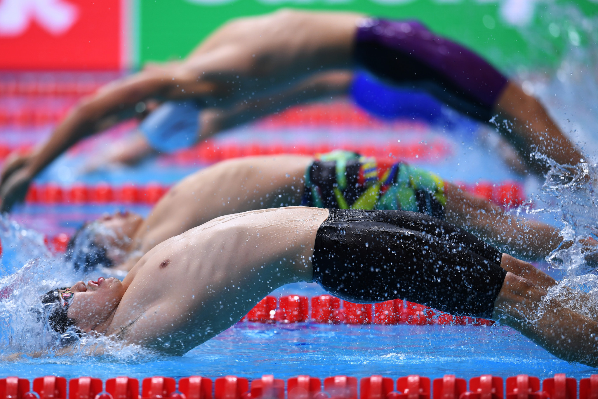 The 2020 International Swimming Federation Swimming World Cup will begin in Singapore between September 4 to 6 next year ©Getty Images