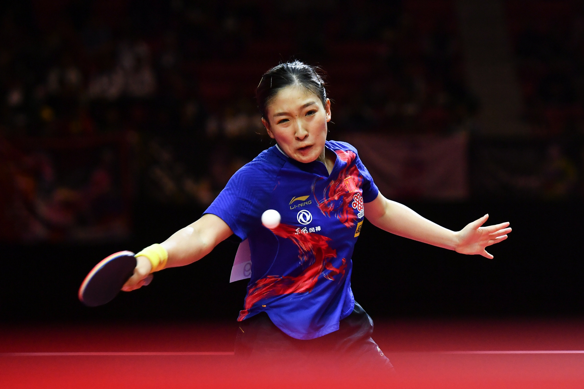 Liu Shiwen won the International Table Tennis Federation Women's World Cup event as the Executive Committee meeting took place in Chengdu ©Getty Images
