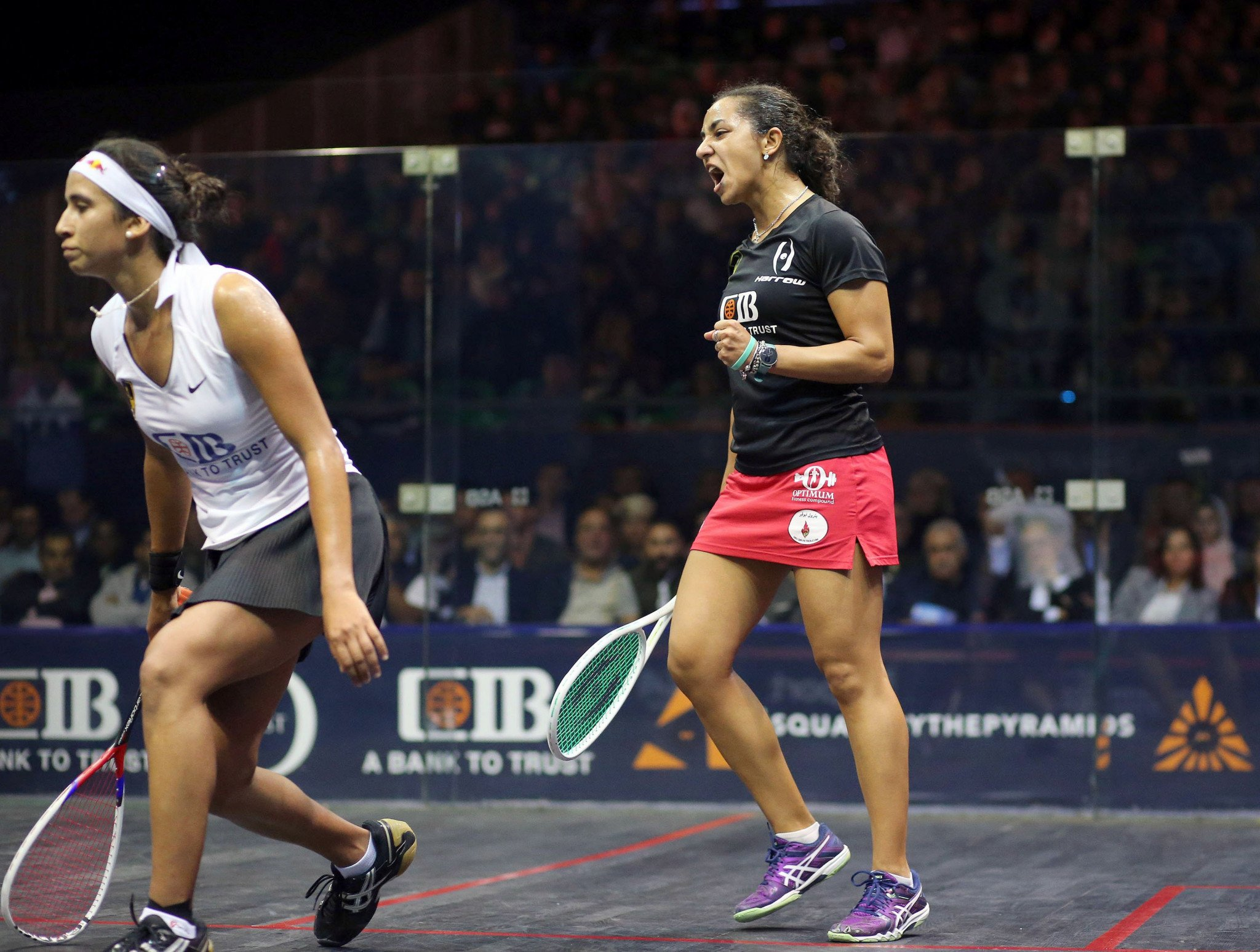 El Welily to face El Sherbini in PSA Women's World Championship final