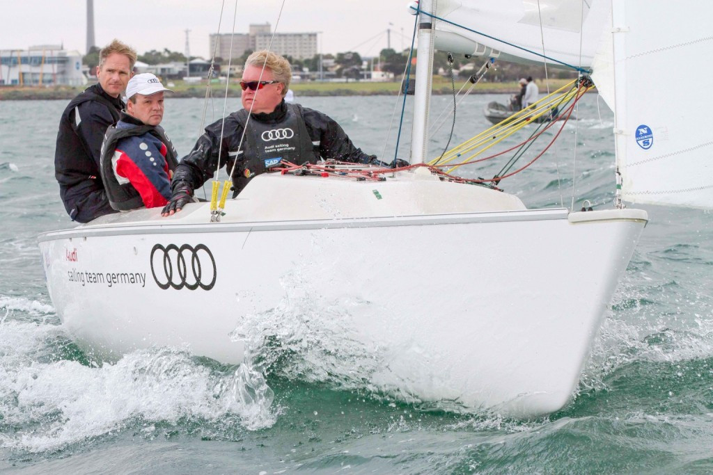 Melbourne set for Para World Sailing Championships