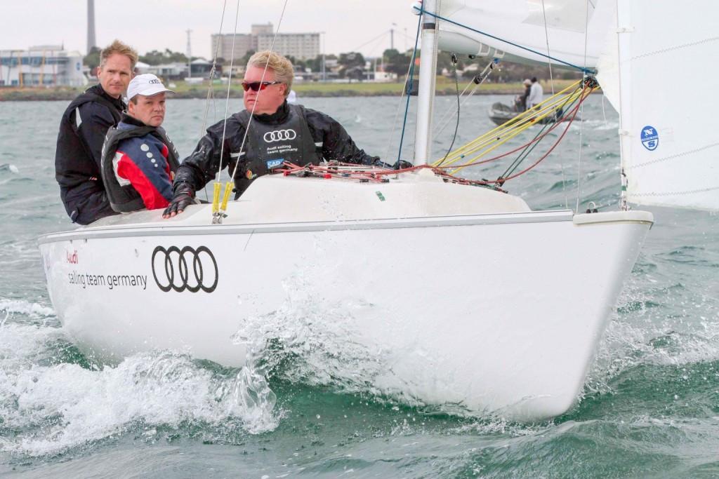 Melbourne set for Para World Sailing Championships