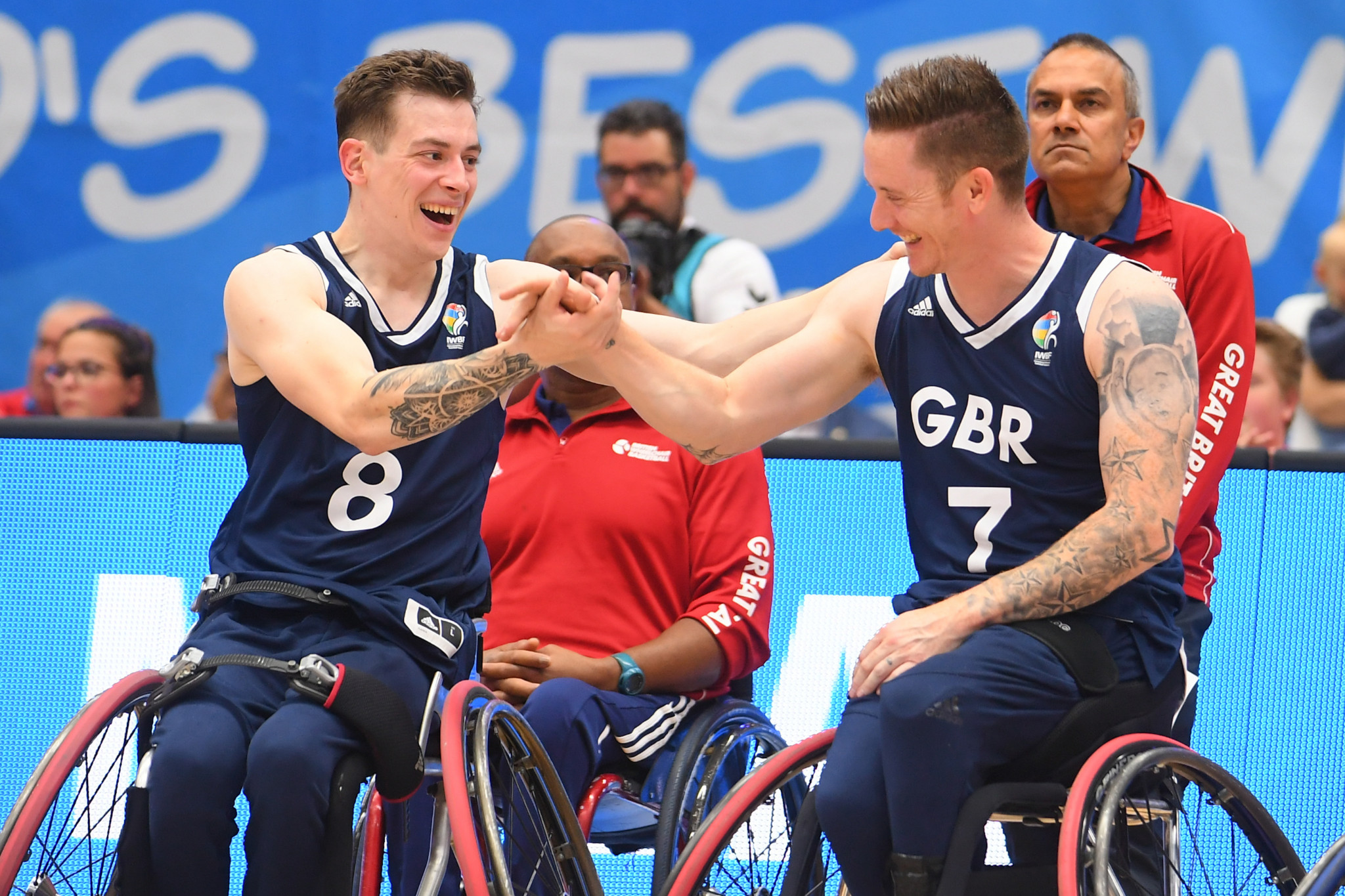 British Wheelchair Basketball announced a deal with ATPI Sports Events ©Getty Images