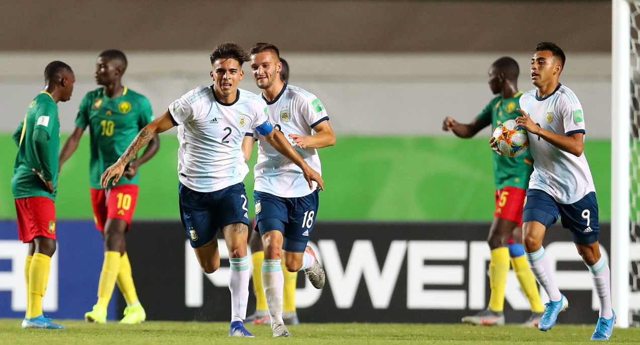 Argentina and Italy leave it late at FIFA Under-17 World Cup