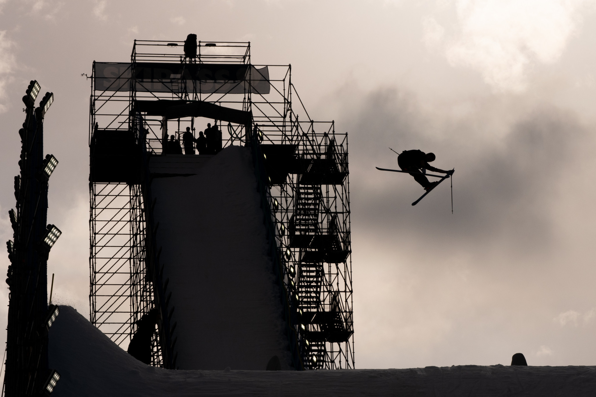 Modena is set to host the FIS Big Air World Cup ©US Ski and Snowboard
