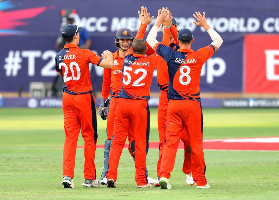 The Netherlands make final at ICC T20 World Cup Qualifier