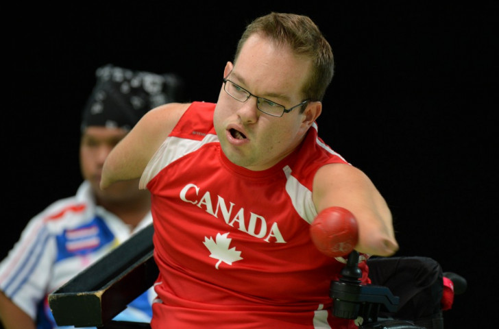 Canadian boccia star Josh Vander Vies has announced his retirement from the sport ©Getty Images