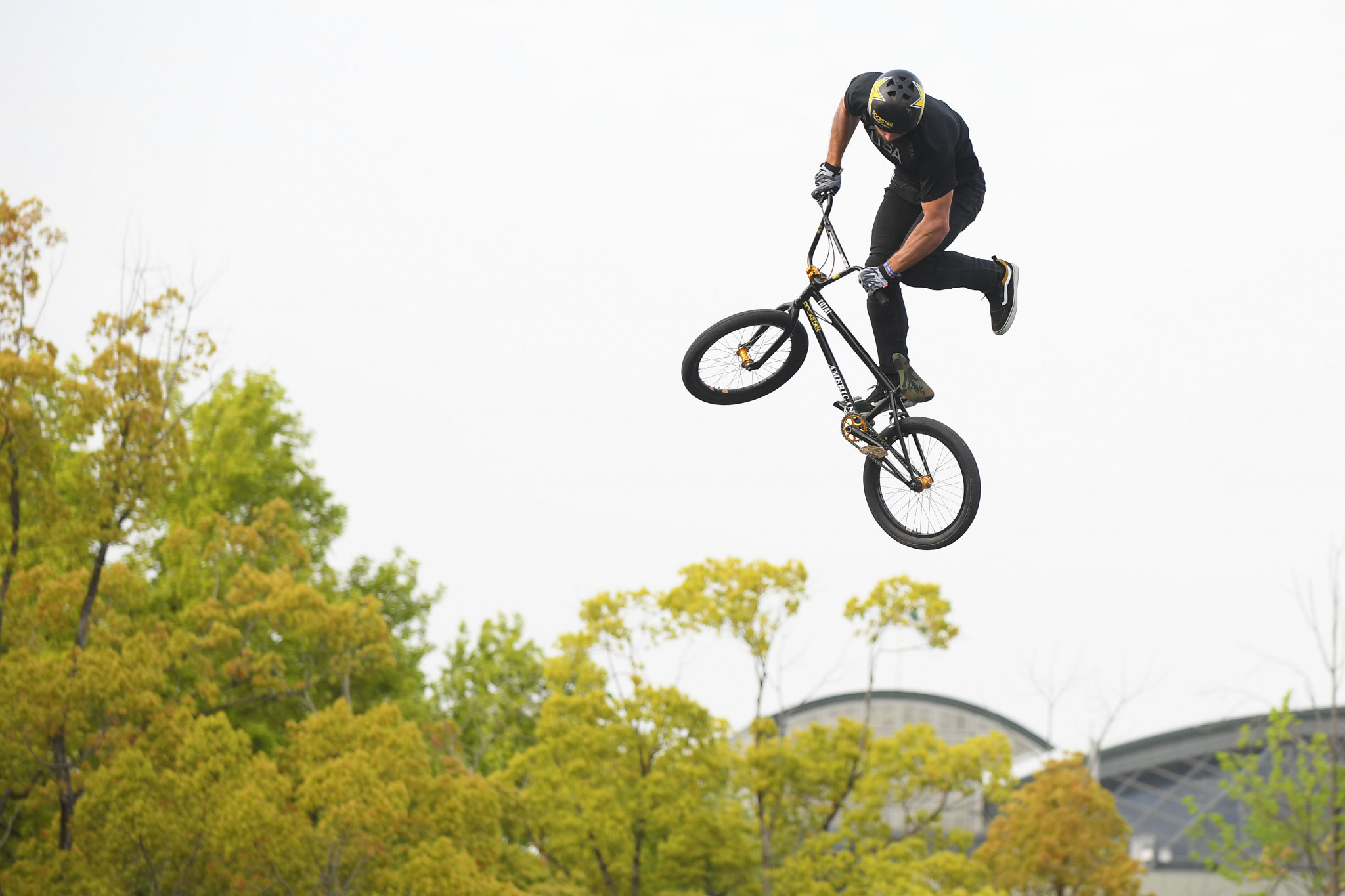 Bruce impresses in BMX Freestyle Park qualifying at FISE World Series