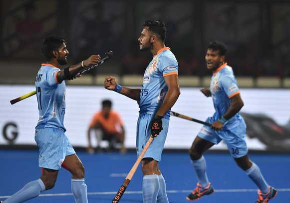India's men and women win first legs of Tokyo 2020 hockey qualifiers