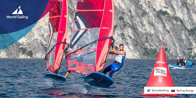 World Sailing Council approve Starboard iFoil as windsurfing equipment at Paris 2024