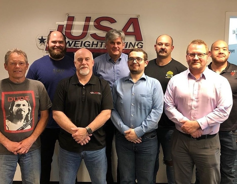 USA and Canadian Weightlifting Federations hold talks on best practice