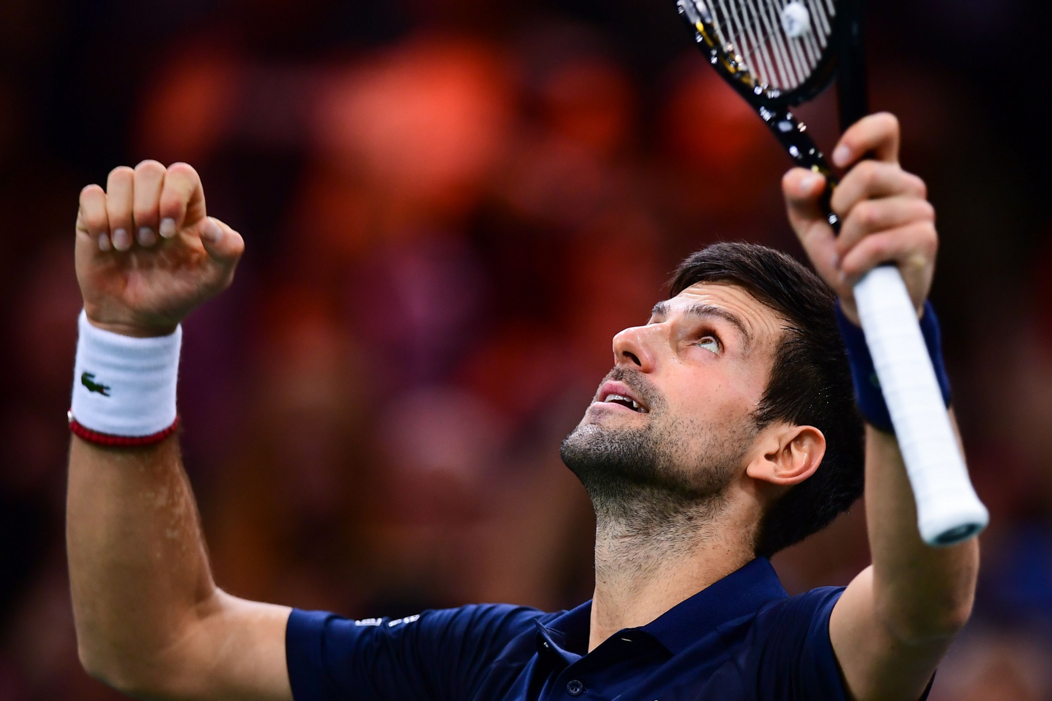 Djokovic through to 50th ATP Masters 1000 final as Nadal withdraws from other semi-final