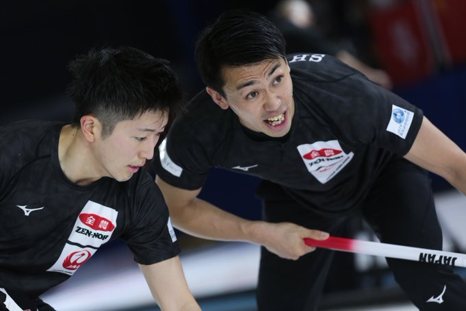 Japan and China among winners in men's event at Pacific-Asia Curling Championships