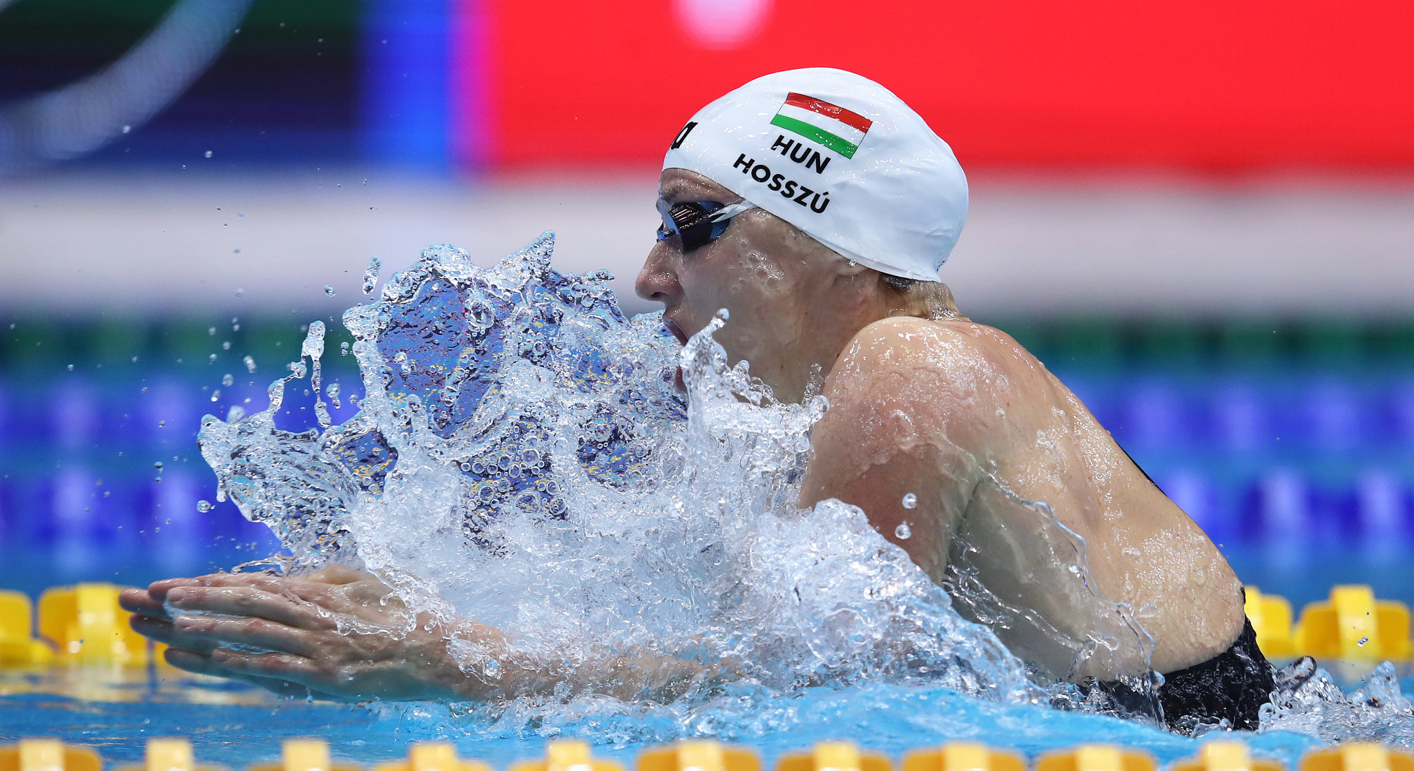 Hosszú earns second gold at FINA World Cup in Kazan