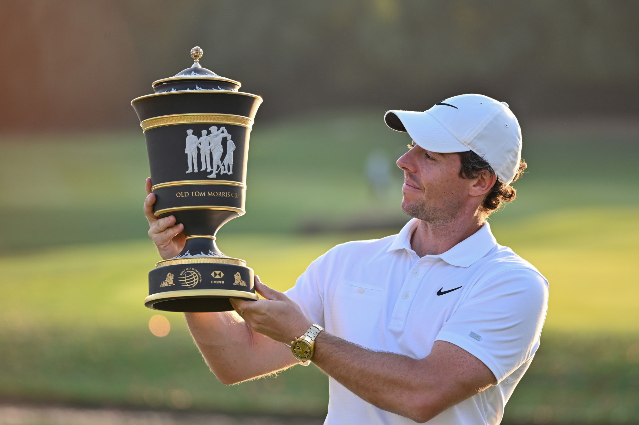 McIlroy beats Schauffele in play-off to win WGC-HSBC Champions