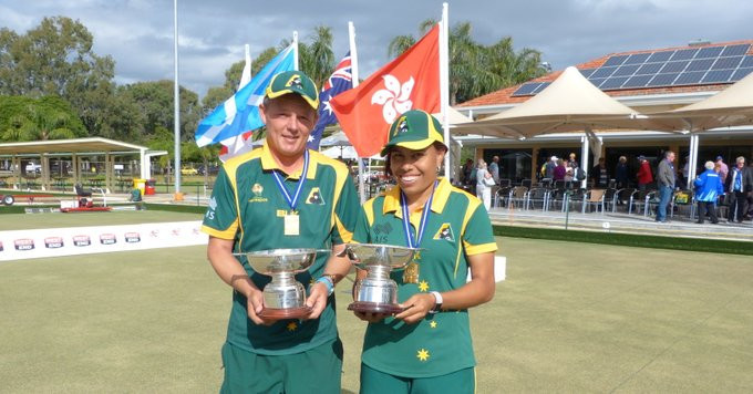 Double triumph for hosts Australia at World Singles Champion of Champions