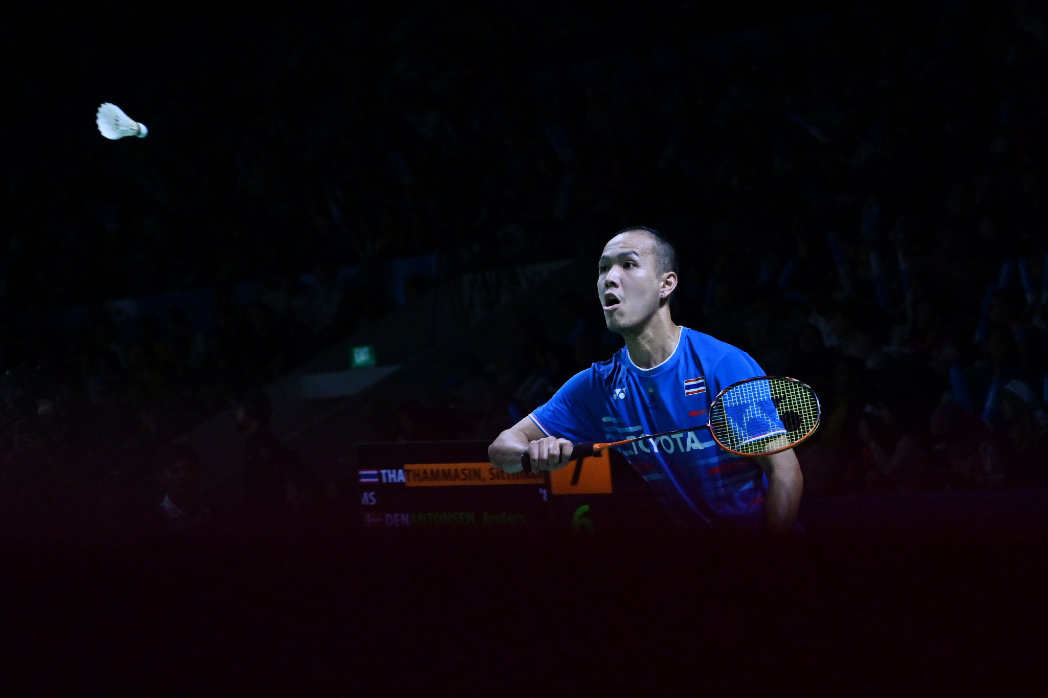 Thammasin stuns top seed Shi to triumph at BWF Macau Open
