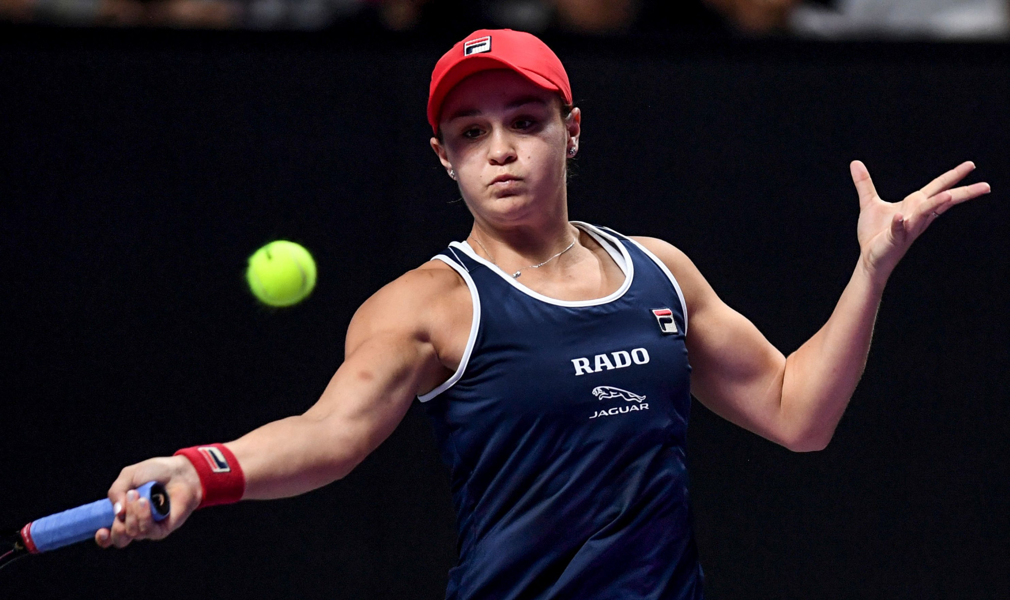 Barty claims record prize money after beating Svitolina to win WTA Finals