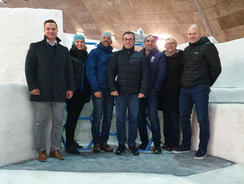 EOC Coordination Commission pleased with preparations for 2021 Winter EYOF