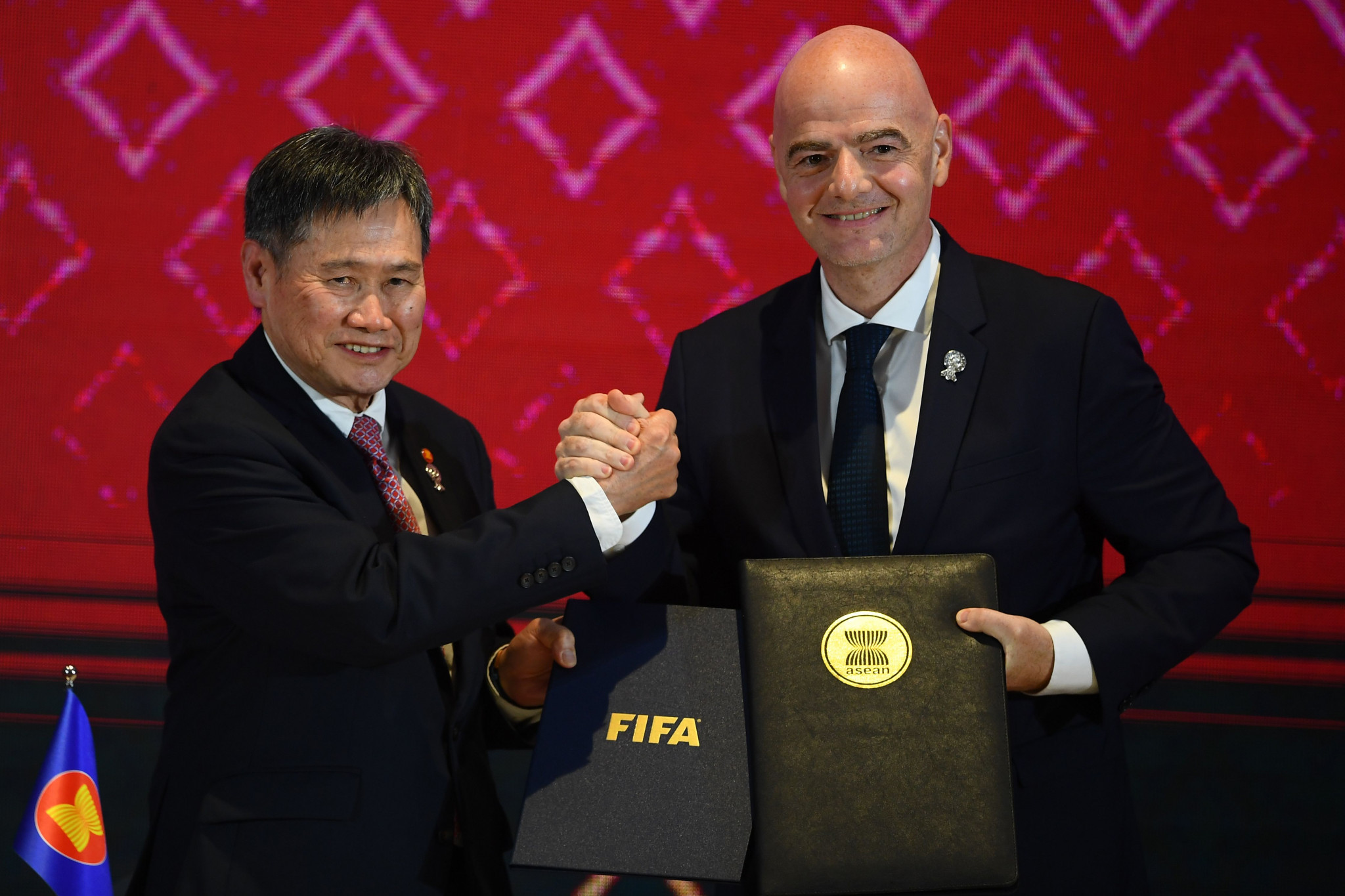 FIFA and ASEAN sign collaboration agreement