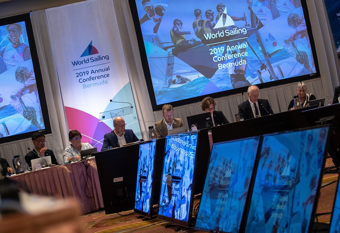 World Sailing members reject governance reform in blow to President