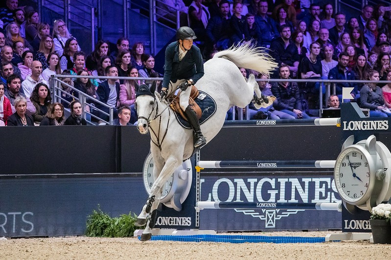Fuchs enjoys successful return to Lyon with FEI Jumping World Cup win