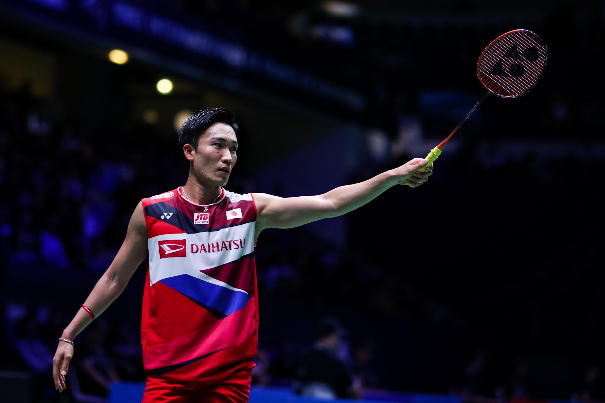 Momota looking to get back to winning ways at BWF Fuzhou China Open