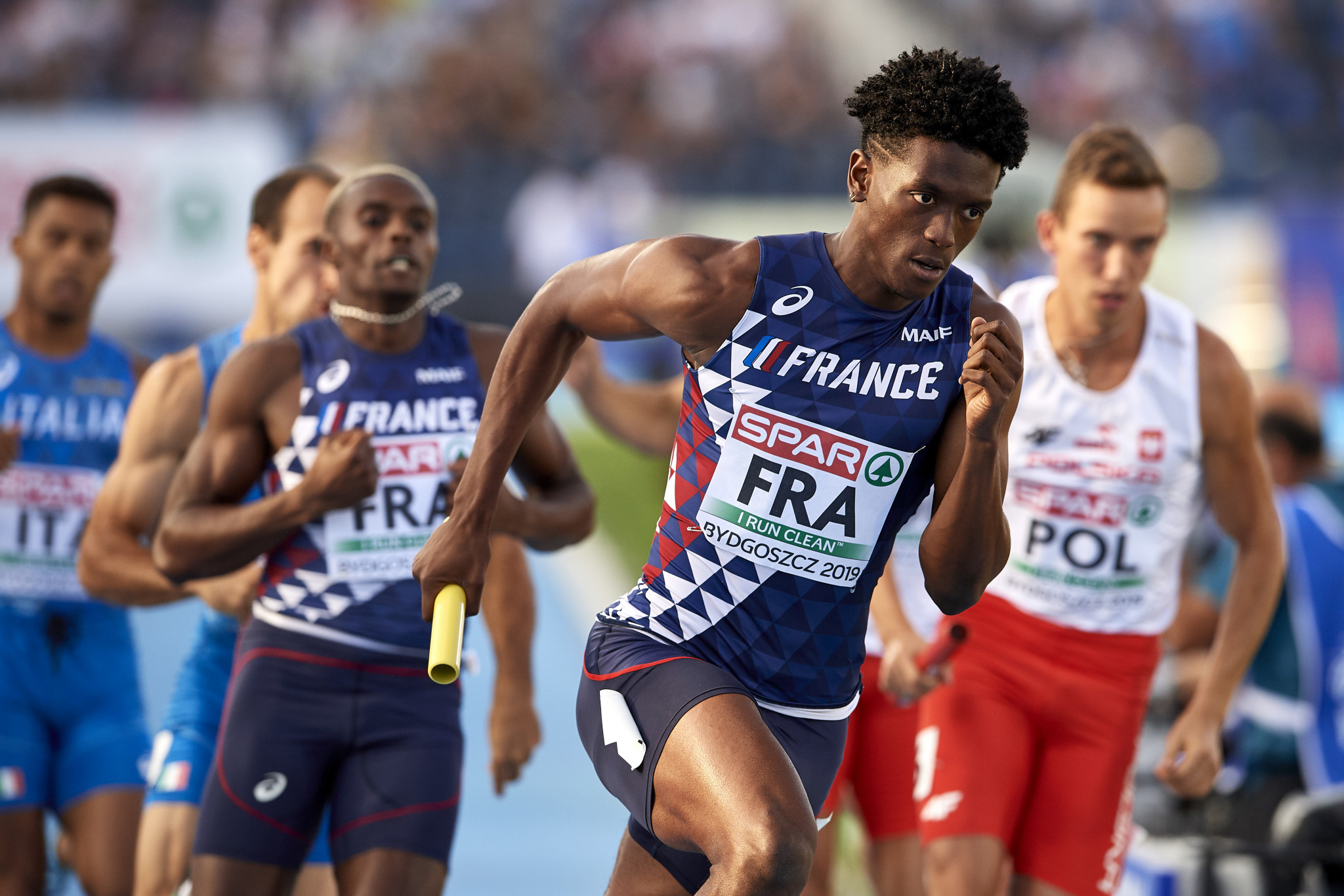 Paris is due to host the 2020 European Athletics Championships ©Getty Images