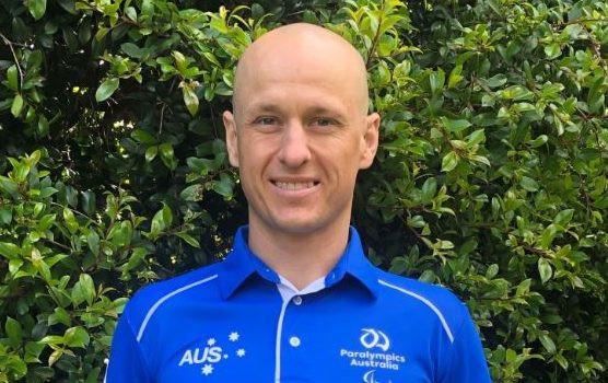 Australian Para-triathlete Jonathan Goerlach is a Mizuno ambassador ©Paralympics Australia