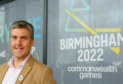 Birmingham celebrates 1,000 days until start of 2022 Commonwealth Games