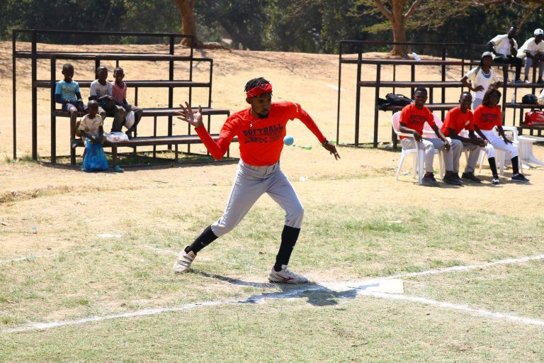 Zambia hosts first Baseball5 University Championship