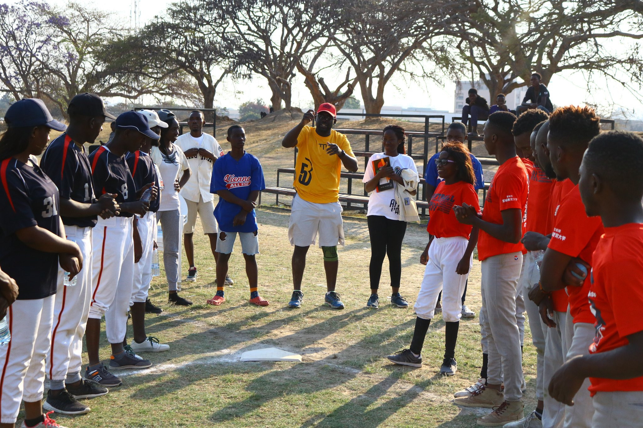 WBSC runs Baseball5 development webinars in Africa