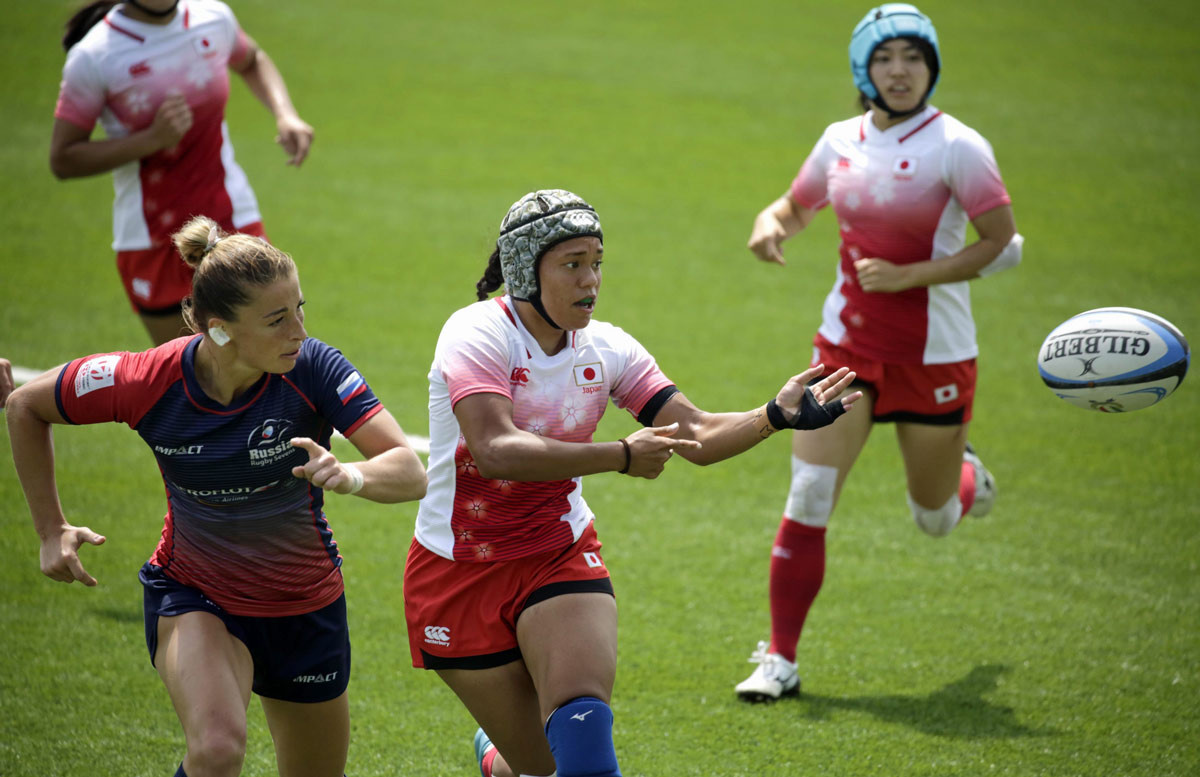 Rugby sevens made its second appearance on the Summer Universiade programme at Naples 2019 with Japan winning the gold medal in both the men's and women's events ©FISU