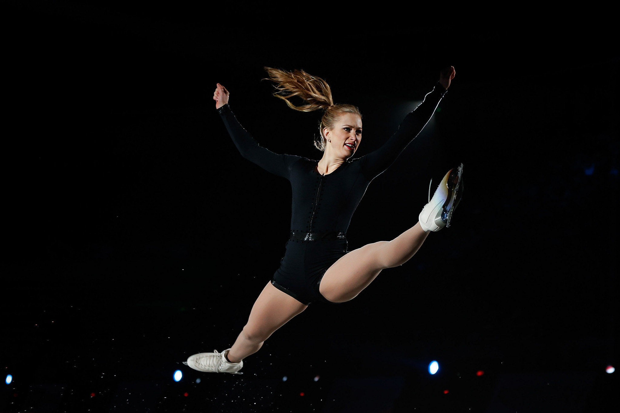 Joannie Rochette will take on the role in her home city ©Getty Images