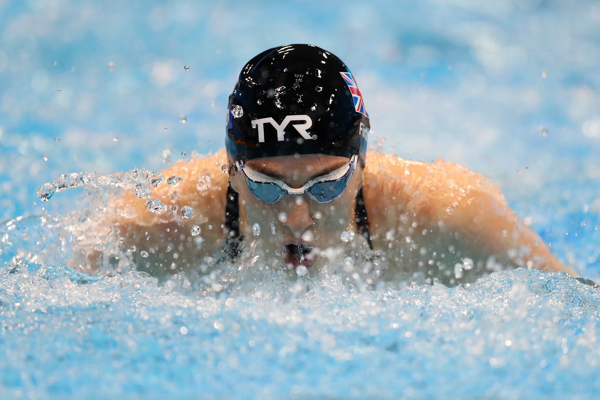 Paralympic gold medallist Bethany Firth has backed the initiative ©Getty Images