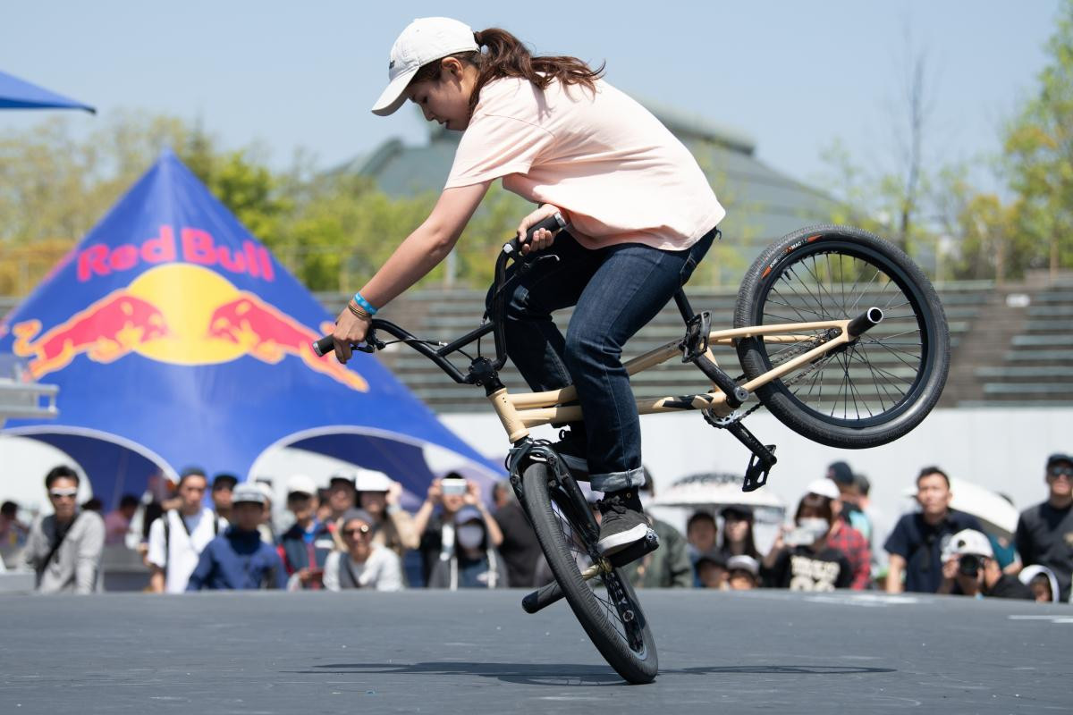 BMX Freestyle Flatland will make its debut at the International Cycling Union Urban Cycling World Championships in Chengdu ©FISE