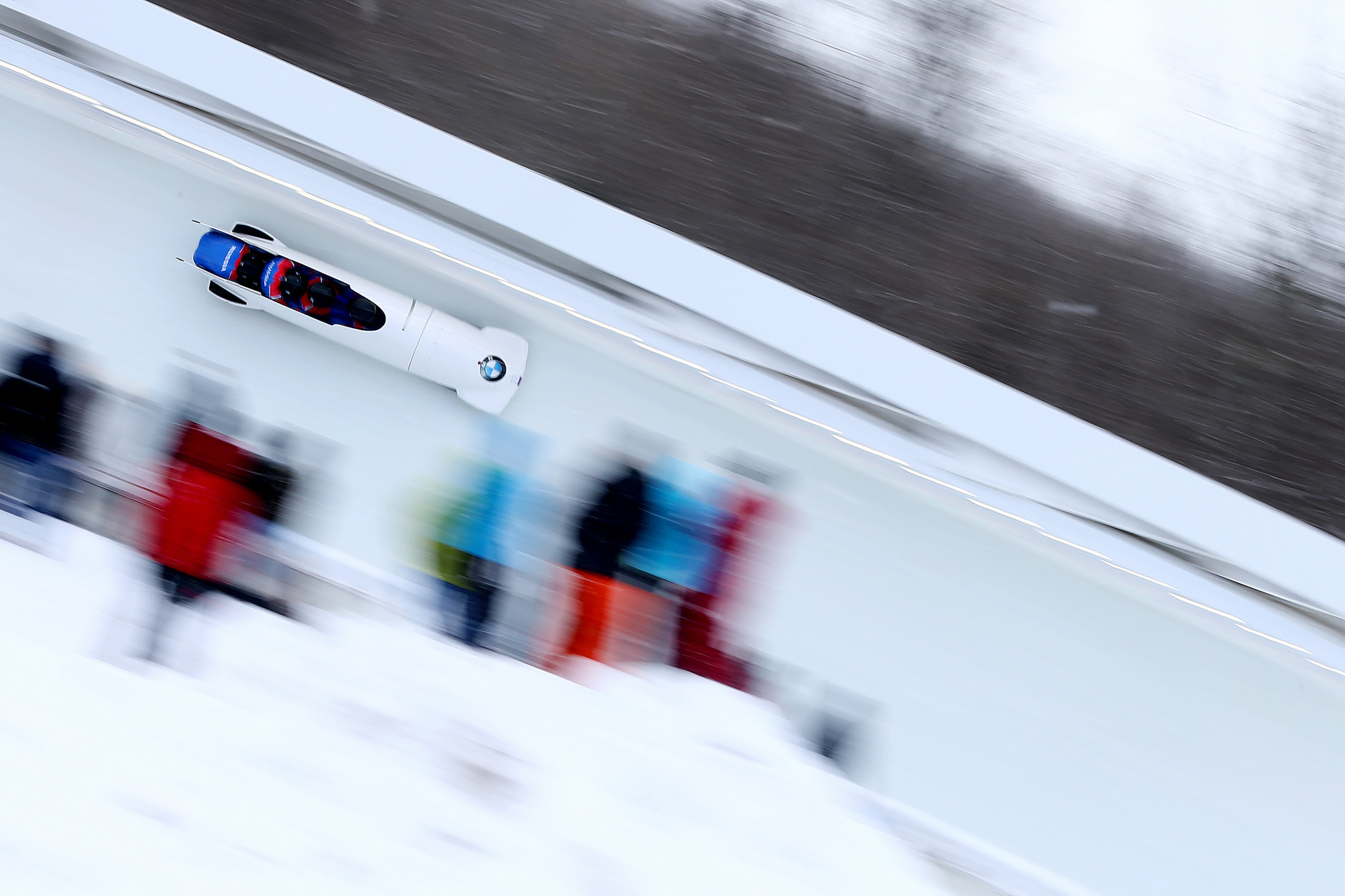 Russian Bobsleigh Federation sack head coach of national team